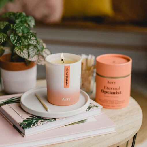 Eternal Optimist Candle by Aery