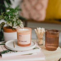 29 Palms Candle by R O E N