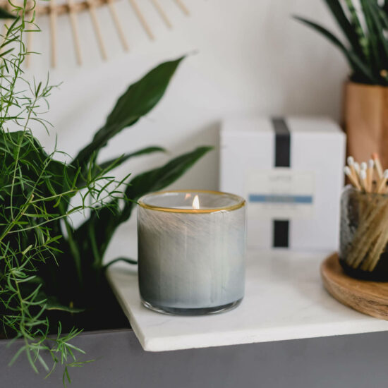Sea & Dune Scented Candle by LAFCO