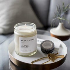 Fern & Moss Candle by Brooklyn Candle Studio