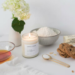 Apple Cider Candle by Brooklyn Candle Studio