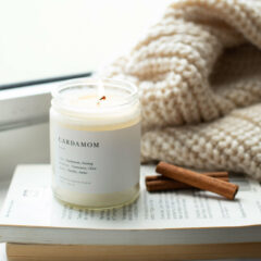 Cardamom Candle by Brooklyn Candle Studio
