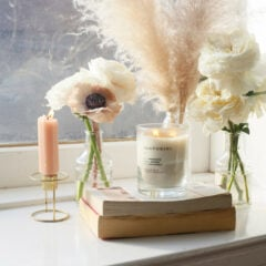 Santorini Candle by Brooklyn Candle Studio