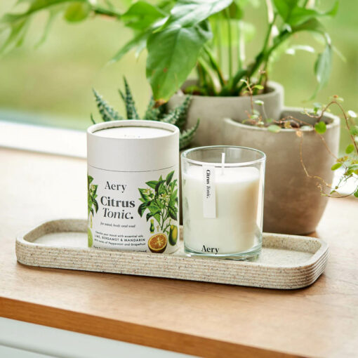 Citrus Tonic Candle by Aery