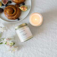 Sweet Fig Candle by Brooklyn Candle Studio