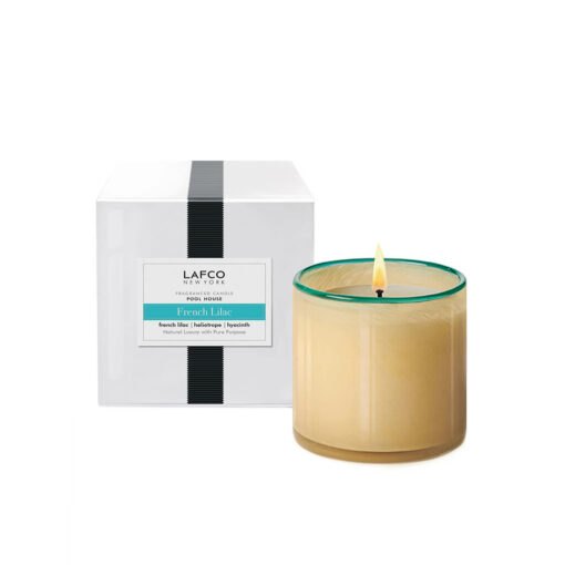 French Lilac Candle by LAFCO