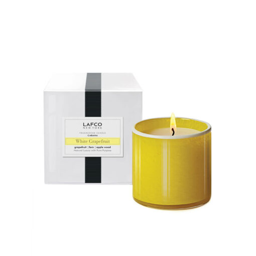 White Grapefruit Candle by LAFCO
