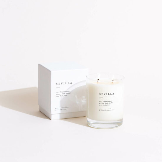 Sevilla Candle by Brooklyn Candle Studio