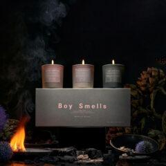 Fantôme Scented Candle Set by Boy Smells
