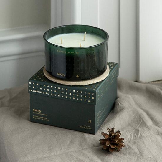 Festive Skog Candle by Skandinavisk