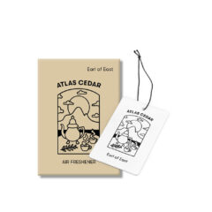 Atlas Cedar Car Fragrance by Earl of East