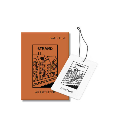Strand Car Fragrance by Earl of East