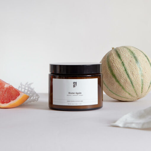 Home Again Scented Candle by Our Lovely Goods