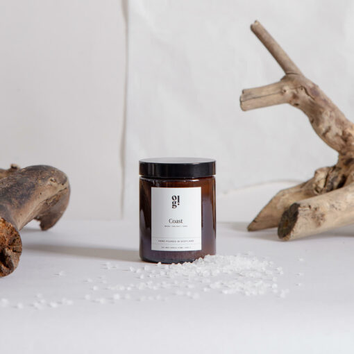 Coast Scented Candle by Our Lovely Goods