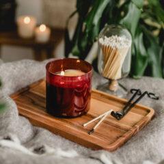 JUL (Christmas) Scented Candle by Skandinavisk