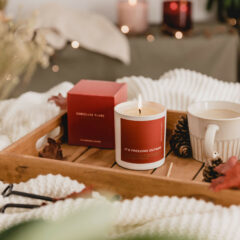 It's Freezing Outside Scented Candle by Cancelled Plans