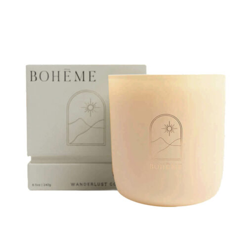 Arabia Scented Candle by Boheme