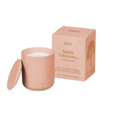 Aztec Tuberose Scented Candle by Aery