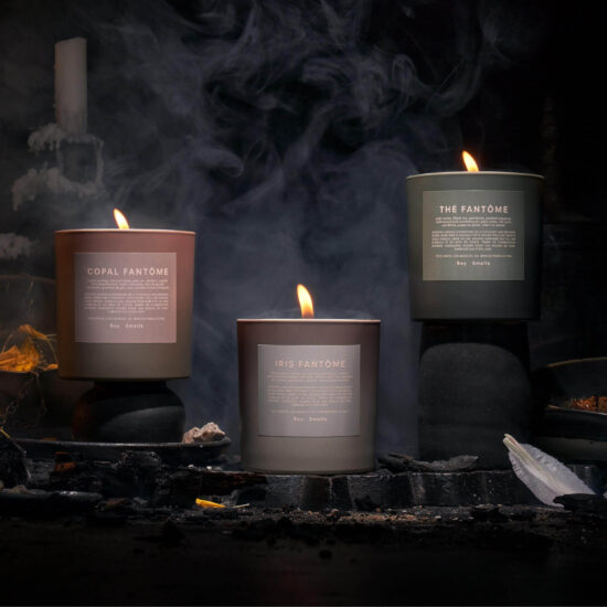 Fantôme Collection Scented Candle by Boy Smells 1