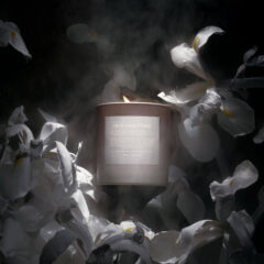 Iris Fantôme Scented Candle by Boy Smells
