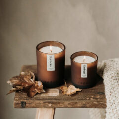 Embers Scented Candle by Cedar