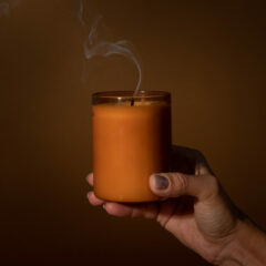 The Professor Scented Candle by Field Kit